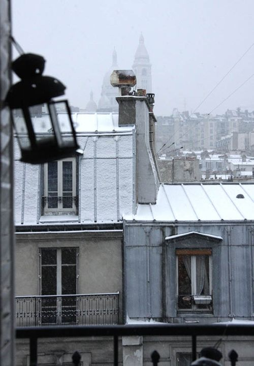 PARIS NEIGE-T-IL copyright Fanny Grangier