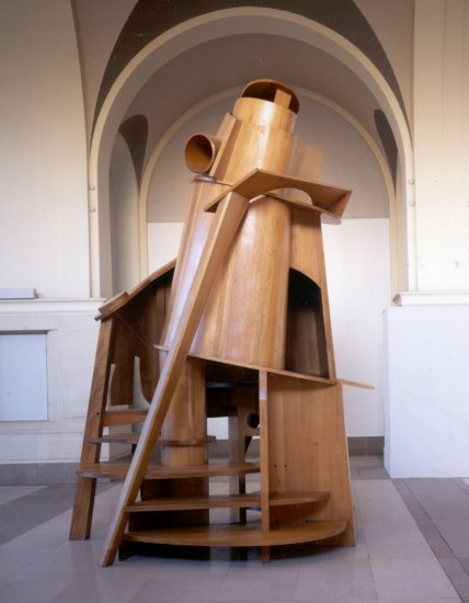 Anthony caro child's tower room (1984)