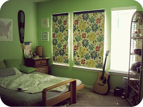 la chambre verte - Chambre Vert