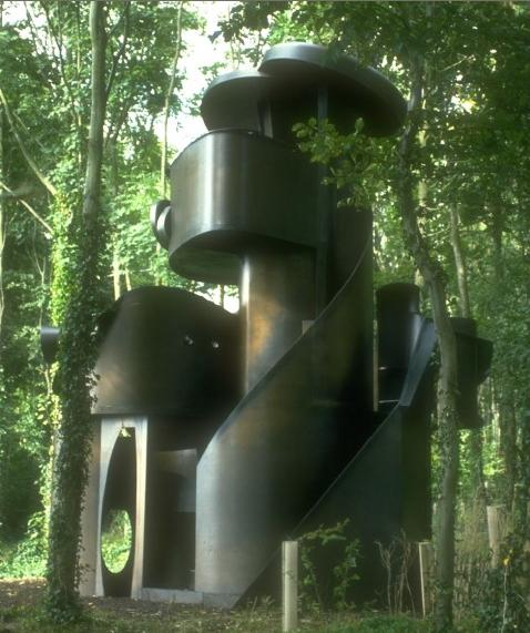 Anthony caro tower of discovery2.JPG