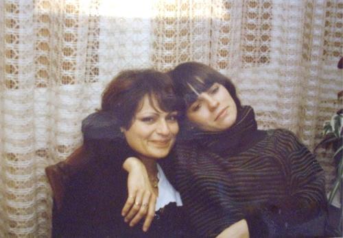 Maman et croquette