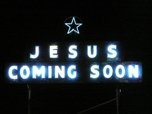 Jesus-coming-soon