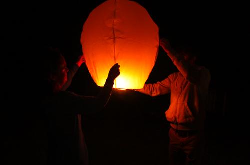 Lanterne-celeste