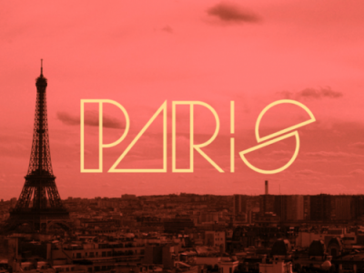 Paris-en-rose
