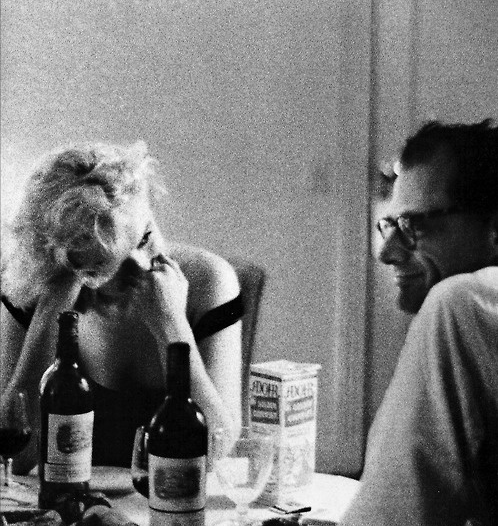 Marilyn-monroe-and-arthur-miller-beverly-hills
