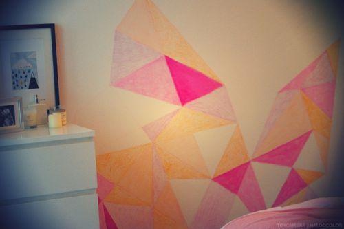 Chambre mur decor peint 2_effected