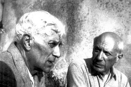 Georges-Braque-et Picasso