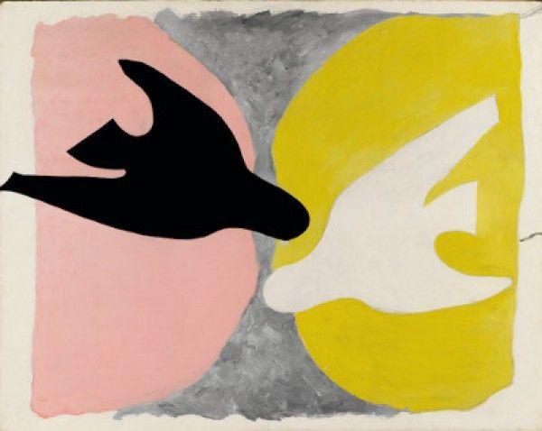 Georges Braque- les oiseaux